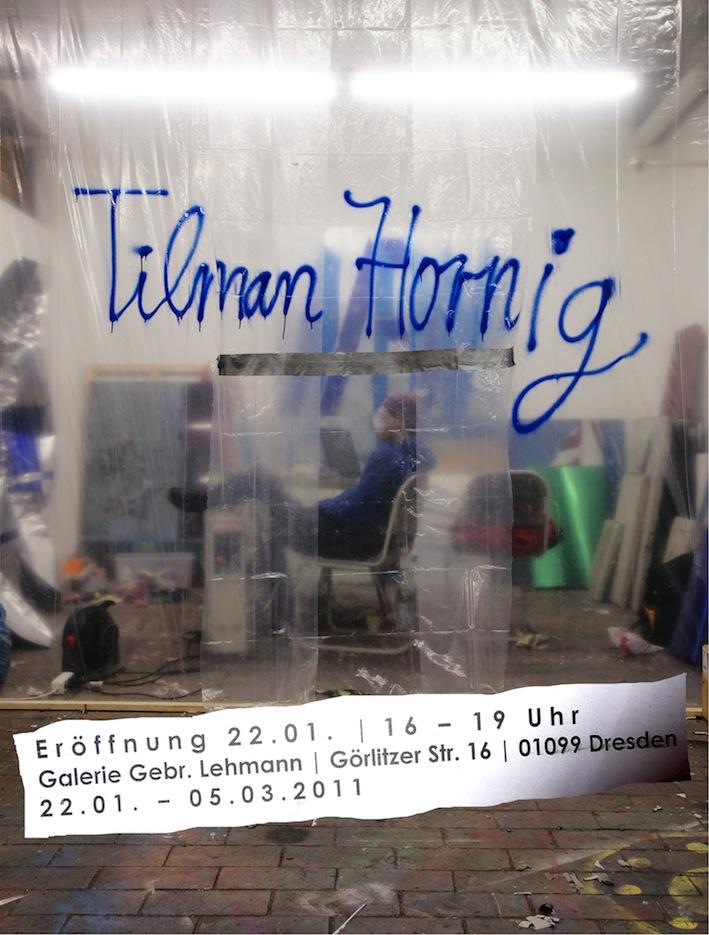 Tilman Hornig Austellung 2010